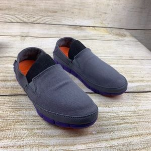Crocs Stretch Your Sole Casual Loafers Flats Shoes